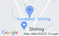 Map of Stirling ON