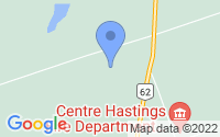 Map of Madoc ON