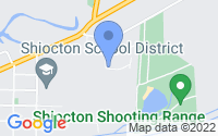 Map of Shiocton WI
