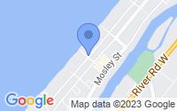 Map of Wasaga Beach ON