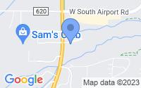 Map of Traverse City MI
