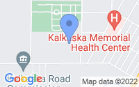 Map of Kalkaska MI