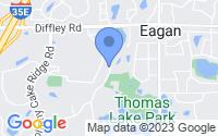 Map of Eagan MN