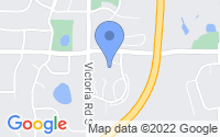 Map of Mendota Heights MN