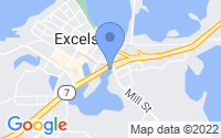 Map of Excelsior MN
