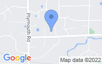 Map of Hopkins MN
