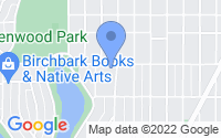 Map of Minneapolis MN