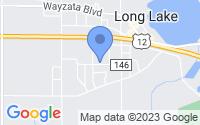 Map of Long Lake MN