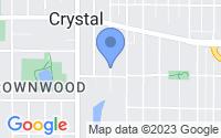 Map of Minneapolis MN
