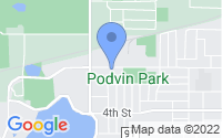 Map of White Bear Lake MN