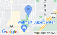 Map of Willmar MN