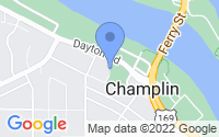 Map of Champlin MN