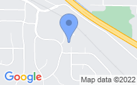 Map of Rogers MN