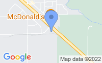 Map of Becker MN