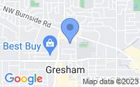 Map of Gresham OR