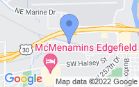 Map of Troutdale OR