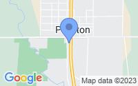 Map of Pellston MI
