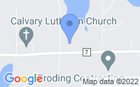 Map of Stanchfield MN
