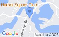 Map of Lake Shore MN