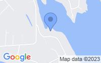 Map of Lake Tapps WA