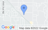 Map of Federal Way WA