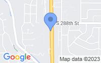 Map of Federal Way WA
