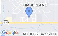 Map of Covington WA