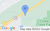 Map of Maple Valley WA