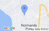 Map of Normandy Park WA