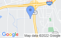 Map of Renton WA