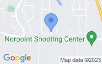 Map of Arlington WA