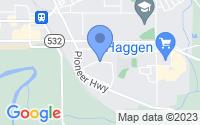 Map of Stanwood WA