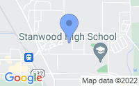 Map of Stanwood WA