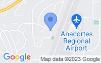 Map of Anacortes WA