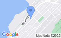 Map of Bellingham WA