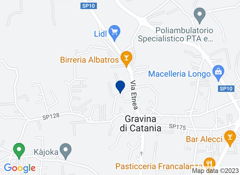 Cantina, GRAVINA DI CATANIA