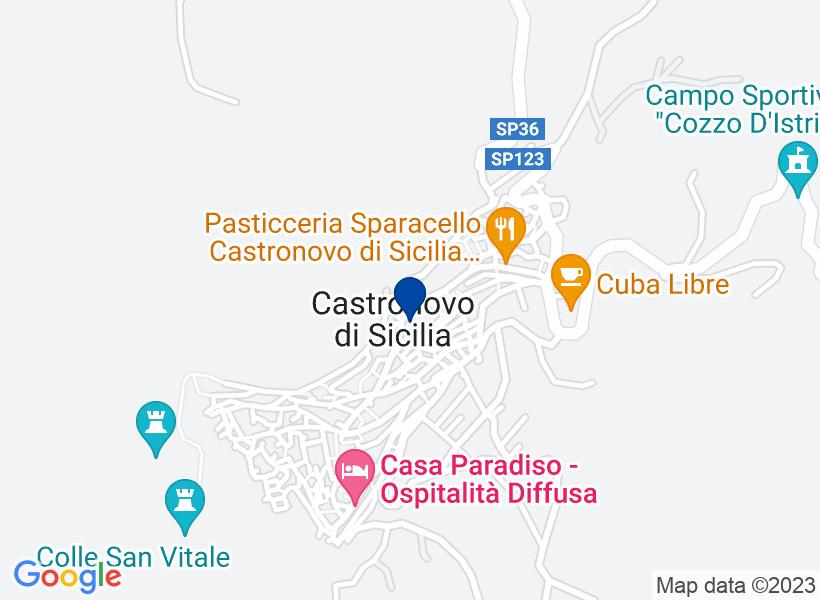 Appartamento, CASTRONUOVO DI SICILIA
