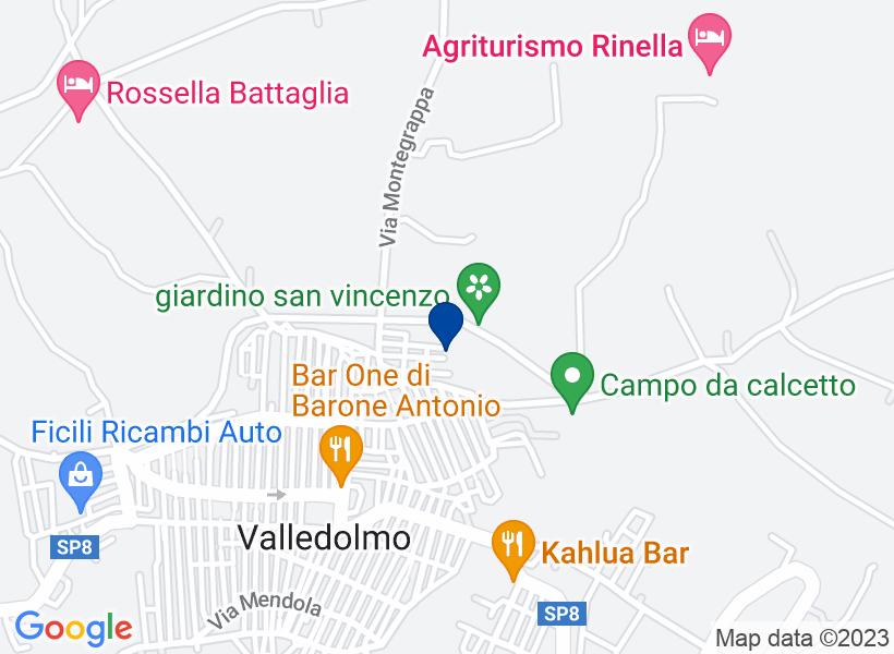 Appartamento, VALLEDOLMO