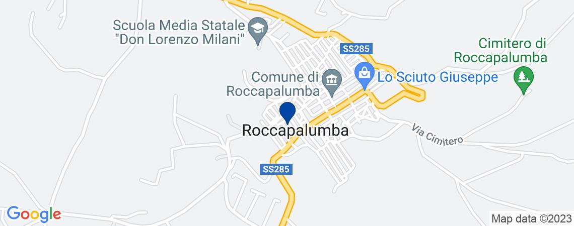 Appartamento, ROCCAPALUMBA