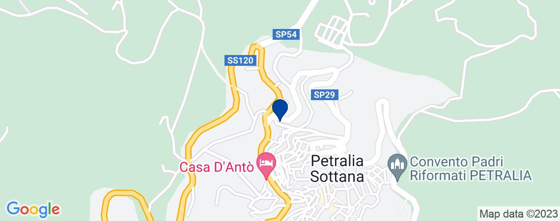 Magazzino, deposito, PETRALIA SOTTANA