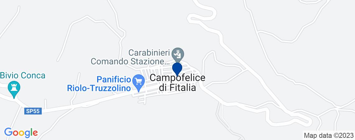 Garage, autorimessa, CAMPOFELICE DI FITALIA