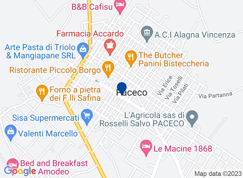 Appartamento, PACECO