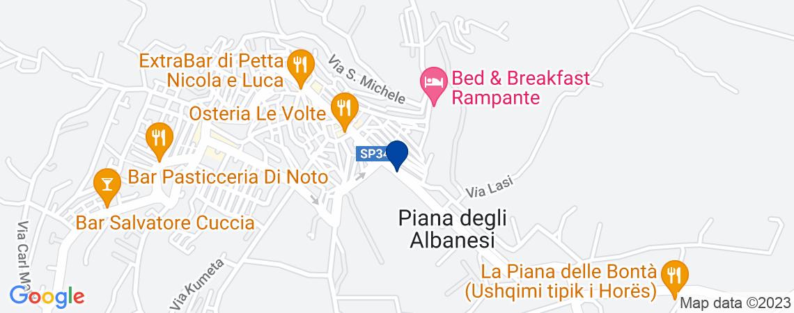 Fabbricato, PIANA DEGLI ALBANESI