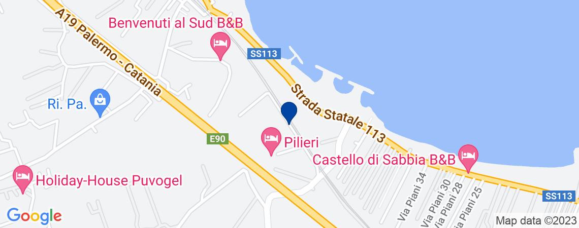 Appartamento, TRABIA