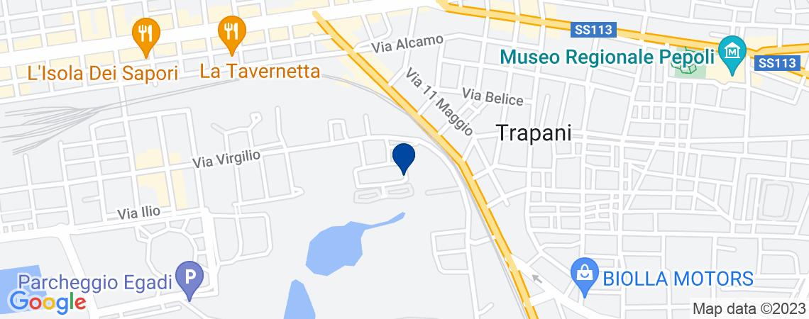 Fabbricato commerciale, TRAPANI