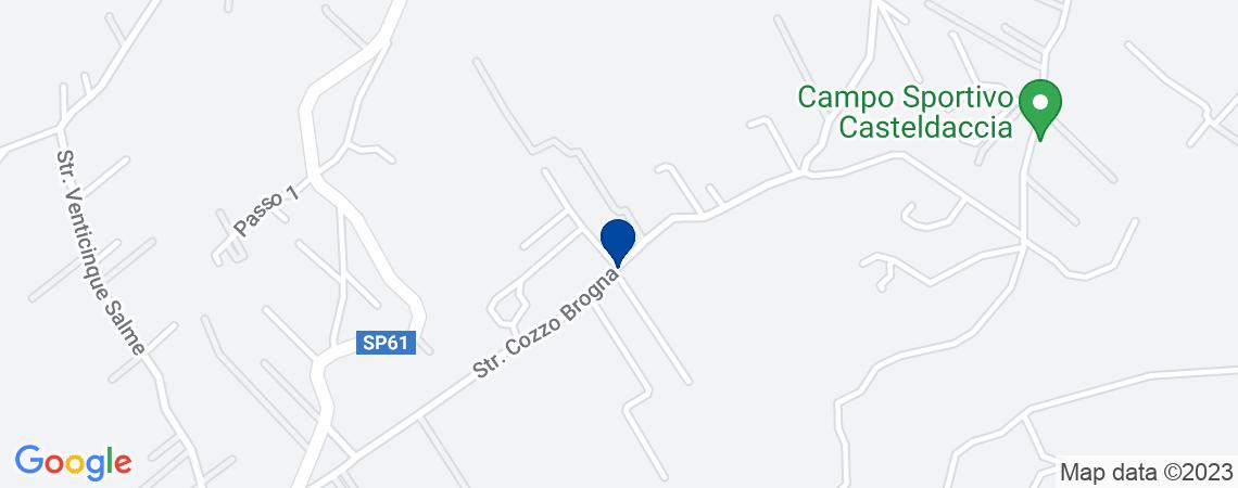 Appartamento, CASTELDACCIA