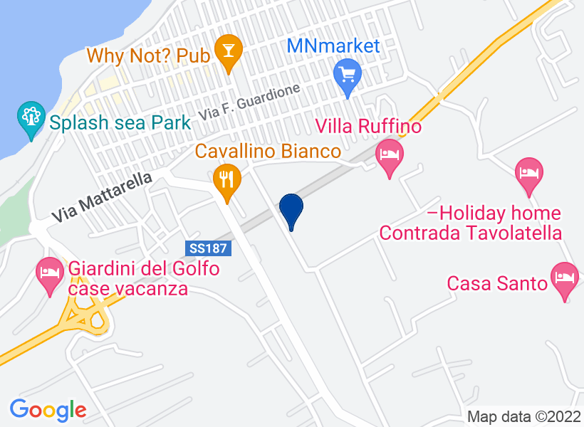 Villa, BALESTRATE