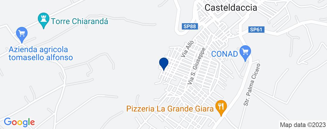 Fabbricato, CASTELDACCIA