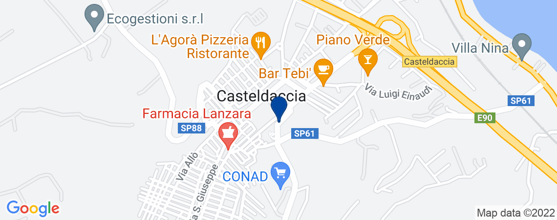 Magazzino, CASTELDACCIA