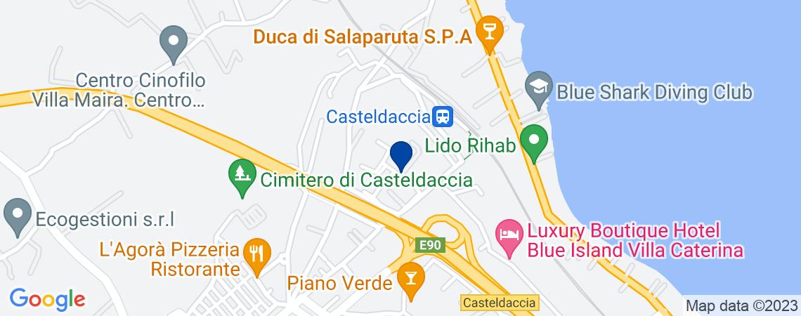 Deposito, CASTELDACCIA